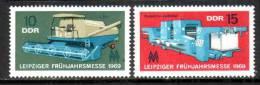 DDR 1448-1449 Postfrisch ** (8908) - [6] République Démocratique