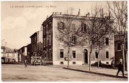 La Grand Combe - La Mairie (autobus Petit Plan) - La Grand-Combe