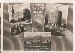 Torino - Saluti Da Salice D'Ulzio + Costumi - Other