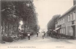 ¤¤  -   SAINT-VALERY   -  Rue De L'Hôtel-Dieu   -   Attelages   -  ¤¤ - Saint Valery Sur Somme