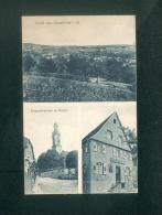 AK - Gruss Aus Zunsweier  ( Gasthaus Zur Krone ) - Autres
