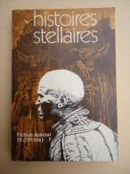 Fiction Spécial No 15 (191bis) Histoires Stellaires - Opta