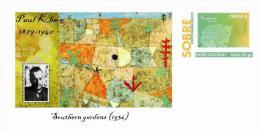 Spain 2013 - Paul Klee (1879-1940) - Special Prepaid Cover