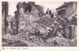Oostende.  -  1940    Ooststraat - Weltkrieg 1939-45