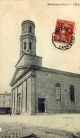 PAUILLAC  - GIRONDE  (33) - PEU COURANTE  CPA DE 1913. - Pauillac