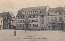 AK Euskirchen La Place Du Marche - Euskirchen