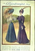 Magasins LE PRINTEMPS - Ete 1908 - 162 Pages - - Catalogues
