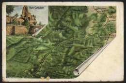 67 - SCHIRMECK - BAS RHIN - GUIRBADEN /  CARTE POSTALE ILLUSTREE (ref CP231) - Schirmeck
