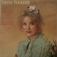* LP *  TANYA TUCKER'S GREATEST HITS (USA Import 1978) - Country En Folk