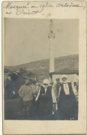 Real Photo Albania May 21 1918  Mosquée Mosque - Albanie