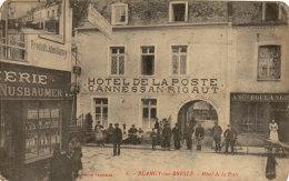 76 Blangy Sur Bresle. Hotel De La Poste - Blangy-sur-Bresle