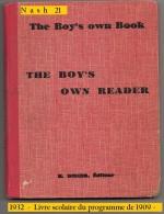 1932 - Livre Scolaire - Programme D´ Anglais De 1909 - 191 Pages - - English Language/ Grammar