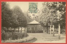 CHATEAU THIERRY Le Jardin Public (CLC) Aisne (02) - Chateau Thierry