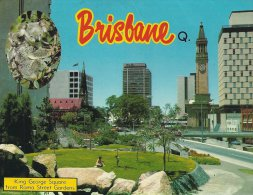 Brisbane Australia  - Folder 10 Pictures  # 045 - Geographie