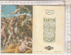 PO2731C# LIBRETTO - RICETTARIO COCKTAILS - VINO VERMOUTH MARTINI - IL TRIONFO DI BACCO E ARIANNA Ed.Ilte - Alcolici