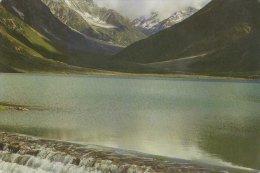 Hanna Lake Quetta.    # 723 # - Pakistan