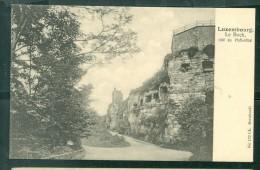 Luxembourg - Le Bock Côté Du Pfaffenthal  ( Inédite Ainsi Sur Delcampe )- DAH18 - Luxemburg - Stadt