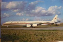 KENYA AIRWAYS  DC 8 71   EI BWG - 1946-....: Moderne