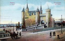 ANVERS ANTWERPEN, Le Steen - Belgique