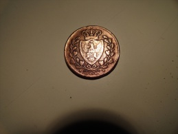 RARE: ROYAUME DE SARDAIGNE  5 CENTESSIMI  1826  (ITALIA) - Regional Coins