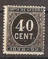 España Impuesto De Guerra 26 (*) Cifra 0.40 - Impuestos De Guerra