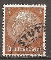 DR 1933 // Michel 513 O (3289) - Deutschland