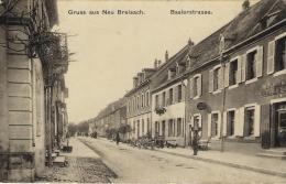 Gruss Aus Neu Breisach. Baslerstrasse - Souvenir De...