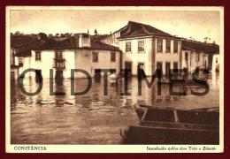 CONSTANCIA - INUNDACAO PELOS RIOS TEJO E ZEZERE - 1960 PC - Santarem