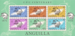 ANGUILLA 1974 Timbres Neufs **     ( Ref 789 ) - Anguilla (1968-...)
