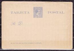 Ganzsache, Postkarte, Ungebraucht (43827) - Puerto Rico
