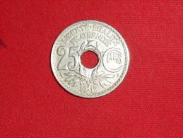 25 CENTIMES LINDAUER 1917.SUP.(Qualité SUP.) - France