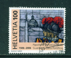SWITZERLAND - 2005  Papal Guard  1f  Used As Scan - Gebraucht
