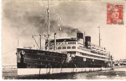 Campana, Société De Transports Maritimes à Vapeur - Bateaux