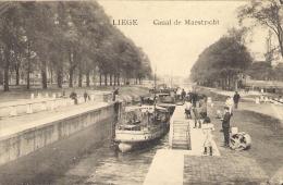 Canal De Maestricht, Très Belle Animation - Belgique