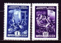 Russland 1959 - 2263-64 **/ Michel 2008 - Unused Stamps
