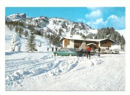 "Cp, Commerce, Hôtel Sciovie - ""Palafaera"" - Eoldo Alto (Dolomiti - Italie) - Restaurants"
