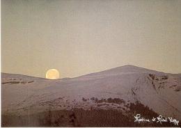 IMAGE DU JURA - Lune Sur Les Monts Jura - Le Colomby - 1896 - G-3 - France