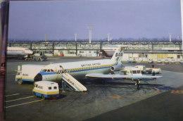 BAC 111            BRITISH  UNITED   G AWJE - 1946-....: Era Moderna