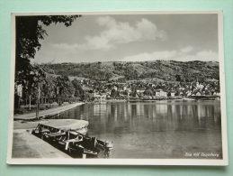 Zug Mit Zugerberg - Anno 1936 ( Zie Foto´s Voor Details ) !! - ZG Zug