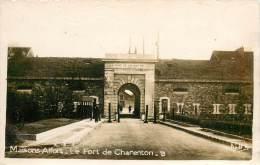 Réf : Z-13-114 :  Maisons-Alfort  Le Fort De Charenton - Maisons Alfort
