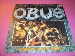 OBUS  °  VAMOS MUY  BIEN - Rock