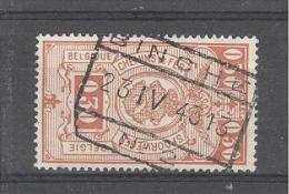 "BELGIE - OBP Nr TR 238 - Cachet ""BINCHE Nr 2"" (ref. 2257) - Spoorwegen"