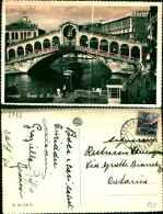 4196) Ponte Di Rialto - Viaggiata - Venezia