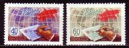 Russland 1960 - 2388-89 **/ Michel 2008 - Unused Stamps