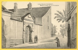 CHATEAU THIERRY Rare La Maison De Jean De La Fontaine (RF) Aisne (02) - Chateau Thierry