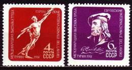 Russland 1961 - 2482-83 **/ Michel 2008 - 1923-1991 USSR