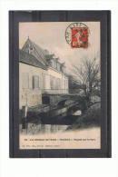 10  -  CP  ROZIERES  Chateau, Façade Sur Le Parc  1386 - Otros Municipios