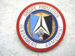 INSIGNE GENDARMERIE NATIONALE GPGA 2 NIVEAU SPECIALITEE ETAT EXCELLENT - Police & Gendarmerie