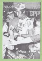 Luis OCANA. 2 Scans. Frisol. Cyclisme, Cycliste - Sports