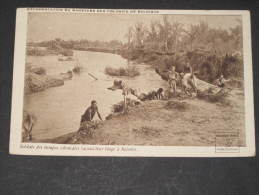 KILOSSA - Soldats Ds Troupes Coloniales Lavant Leur Linge - Tanzanie